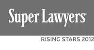 Super Lawyers Rising Stars 2012